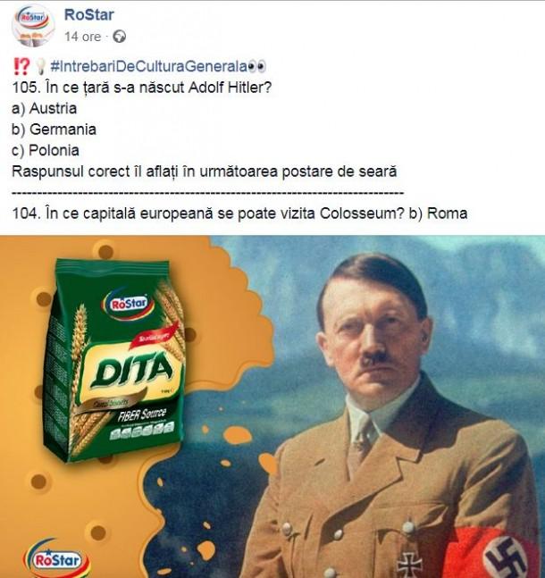 Hitler: intre Mein Kampf si marketing