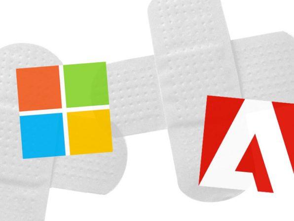 Actualizari de securitate urgente de la Microsoft si Adobe in aceeasi zi