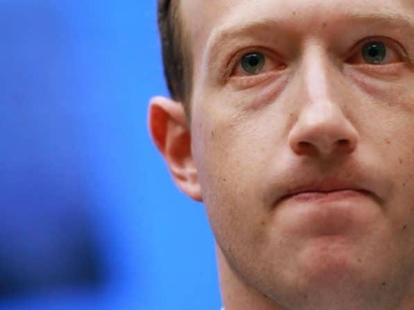 Zuckerberg: amenda de 5 miliarde de dolari pentru Facebook, adica a opta parte din rezerva de aur a Romaniei
