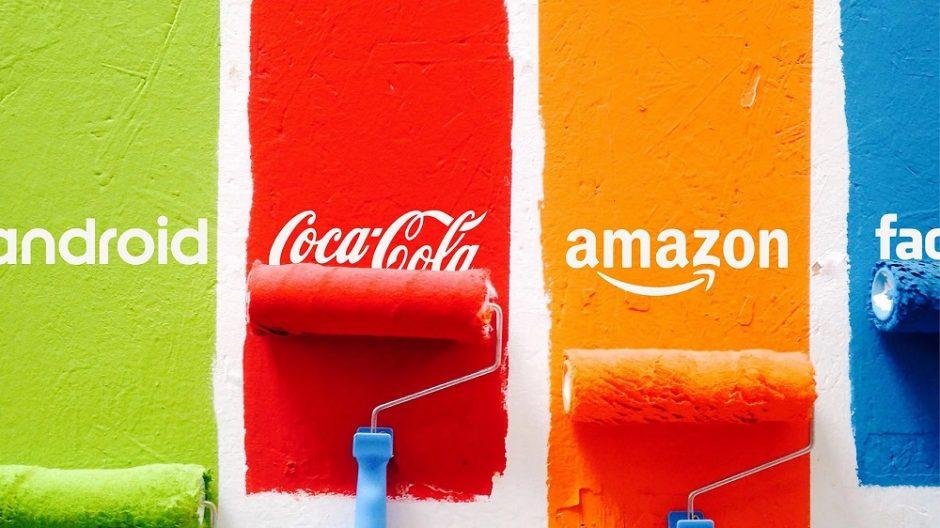 Semnificatia secreta a culorii logo-ului, cum alegem cea mai buna sau cele mai bune culori pentru un logo